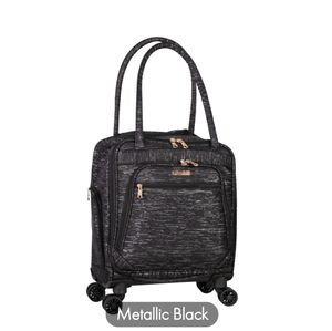 ❗ONLY 1 LEFT❗JENNI CHAN BRYANT UNDERSEATER ROLLING TOTE